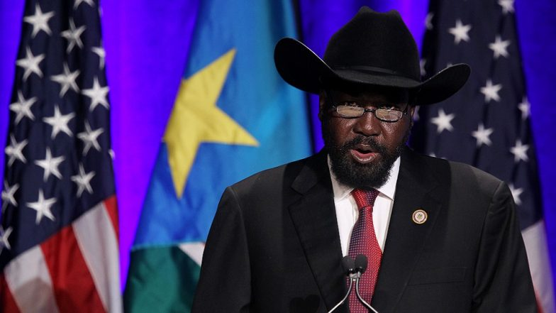 South Sudan President Urges Rebel Chief Dr Riek Machar to Join Unity Government
