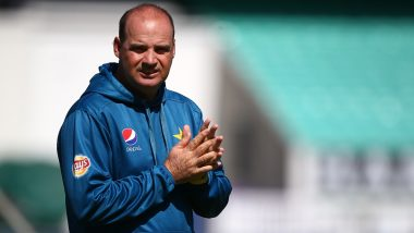 ICC World Cup 2019: Lack of Power-Hitting Is One Area of Concern for Pakistan Team, Says Mickey Arthur