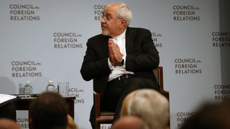 Iran's Mohammad Javad Zarif Calls for US Forces to Be Put On Tehran's 'Terror' List