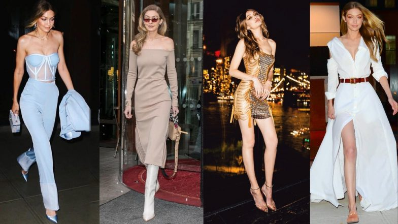 Happy Birthday Gigi Hadid! Here's A Look At 15 Of Her Best Sartorial Choices - View Pics!