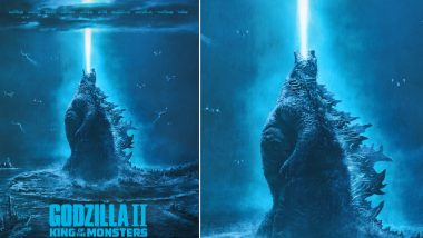 Godzilla: King of the Monsters Has Monster Hero Stand Tall and Beam Up the Sky in This Awesome New Poster
