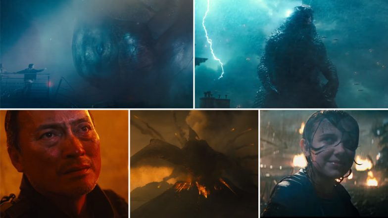 Godzilla 2 King of the Monsters New Trailer Reveals Existence of More than 17 Creatures – Watch Video