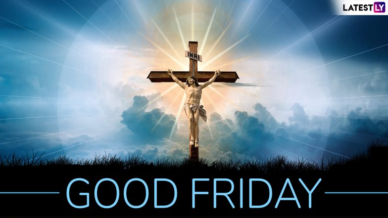 Good Friday Images for Free Download Online: Send Good Friday 2019 Messages and Quotes in Remembrance of Jesus Christ