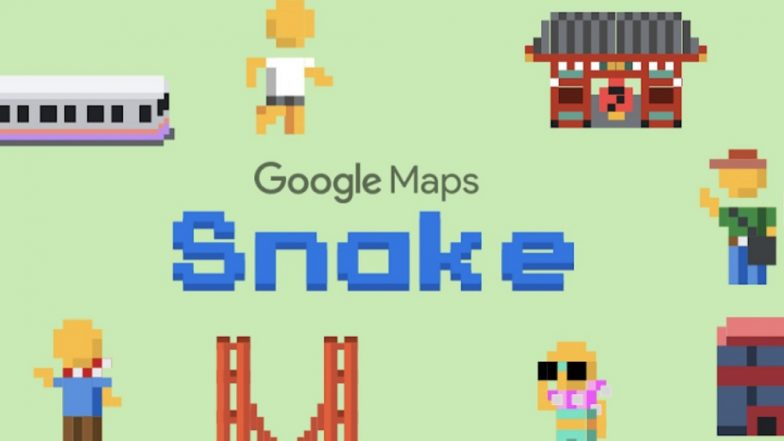 Iconic Snake Game Makes Way To Google Maps App As Google Celebrates April Fool's Day 2019