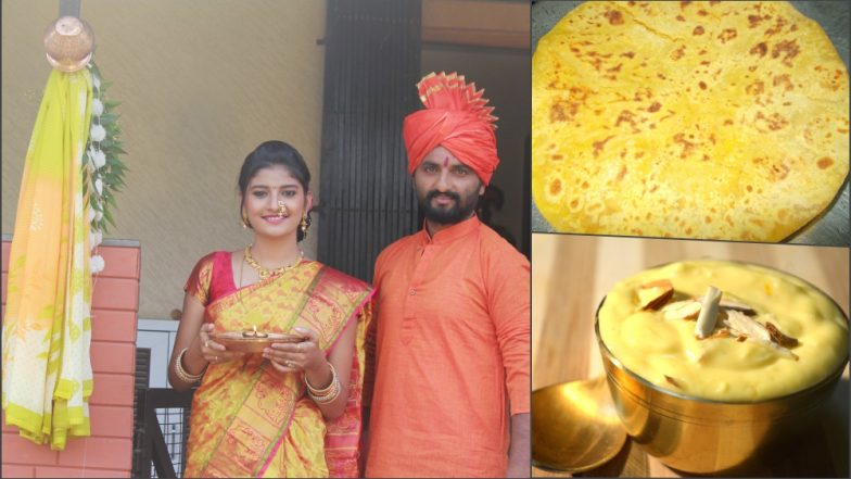 Gudi Padwa Recipes 2019: From Puran Poli to Shrikhand, Try These Scrumptious Maharashtrian Dishes