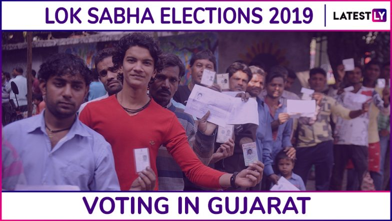 Gujarat Lok Sabha Elections 2019: Phase 3 Voting Ends In Surat, Valsad, Ahmedabad And Other Parliamentary Constituencies, 59.84% Voter Turnout Recorded