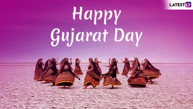Gujarat Day 2019 Wishes & Quotes: WhatsApp Messages, GIF Image Greetings, SMS To Wish On Gujarat Foundation Day