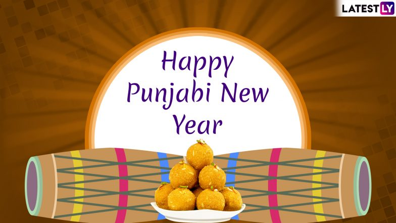 Vaisakhi Images & Baisakhi HD Wallpapers for Free Download Online: Wish Happy Punjabi New Year 2019 With GIF Greetings & WhatsApp Sticker Messages