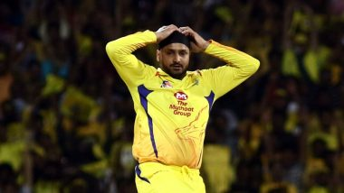 Harbhajan Singh Becomes Third Indian Bowler to Get 150 Wickets in the History of IPL During CSK vs DC, Qualifier 2