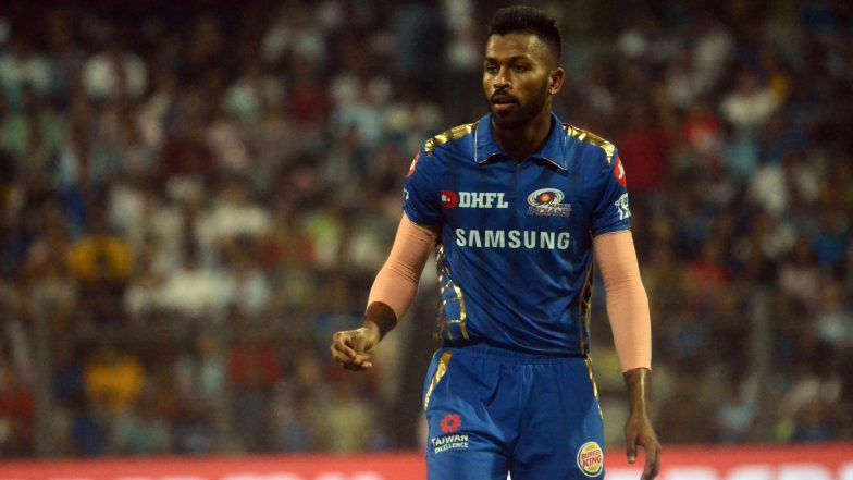 MI vs RCB, IPL 2019: Hardik Pandya Wants to Prove a Point with Bat and Ball, Says Rohit Sharma
