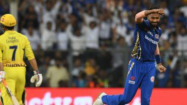 Hardik Pandya Ne Kar ke Dikhaya! Mumbai Indians All-rounder Gets a Salute With Funny Memes and Tweets after Win Over CSK in IPL 2019