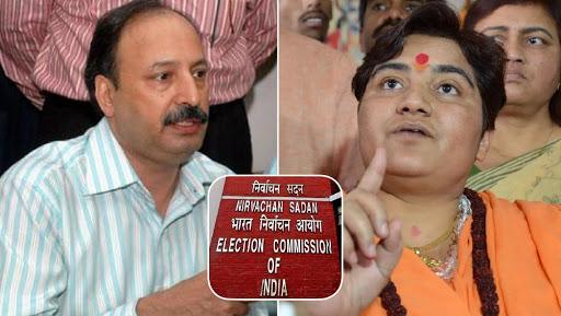 Sadhvi Pragya Singh Thakur, Malegaon Blast Accused, Served Notice by EC For Calling 26/11 Martyr Hemant Karkare a Traitor