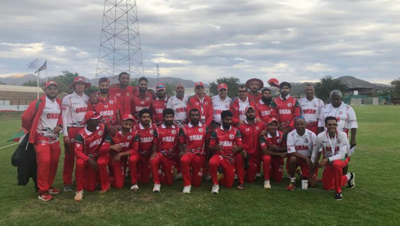 Live Cricket Streaming of Hong Kong vs Oman Online: Check Live Cricket Score, Watch Free Live Telecast of 2019 ICC World Cricket League Division Two