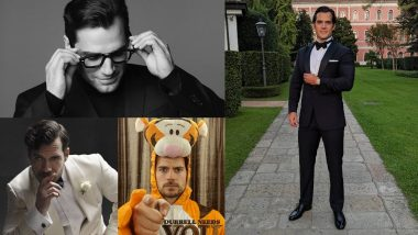Happy Birthday Henry Cavill! Just 10 Pictures Of The Superman Actor Looking Too Hot For The Terrain Habitats!