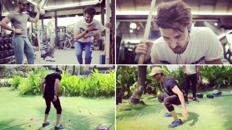 Hrithik Roshan Shares His Journey of Recovering From Body Ailments and The Video is SUPER Inspiring!