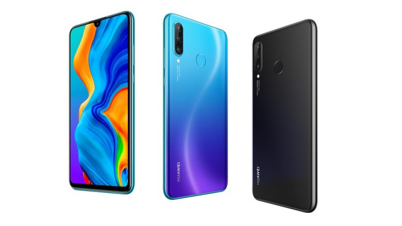 Huawei P30 Lite Smartphone Now Available For Sale Through Amazon.in; Prices, Features & Specifications
