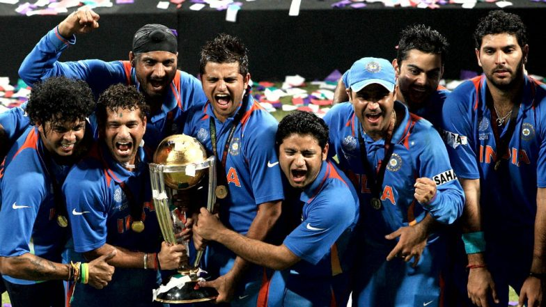ICC Cricket World Cup 2011 Final: Remembering the Historic Day When India Became World Champions 8 Years Ago, Watch Video