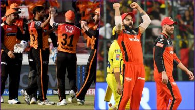 IPL 2019 Week 4 Highlights: SRH's Resurgence, RCB's Thrilling One-Run Win Over CSK and Other Top Newsmakers of the Week