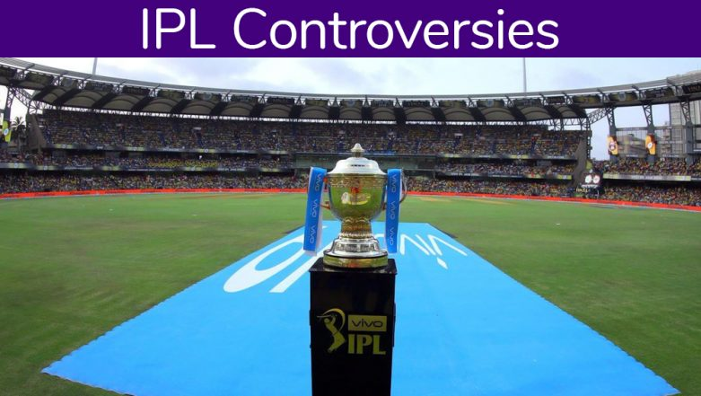 IPL Controversies 2016 to 2019: Pollard-Manjrekar Spat to Ashwin Mankading Buttler, Here Are Indian Premier League's Worst Moments
