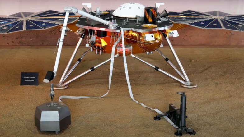 Marsquake! NASA's InSight Lander Detects First Seismic Activity on the Red Planet