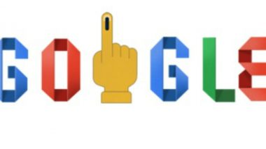 How To Vote #India? Google Answers with Informative Doodle Ahead of 2019 Lok Sabha Elections