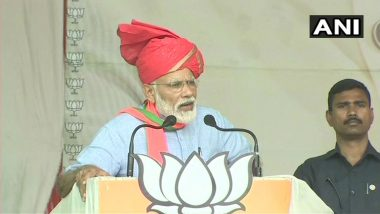 India Called Pakistan's Bluff with Air Strikes, Says PM Narendra Modi