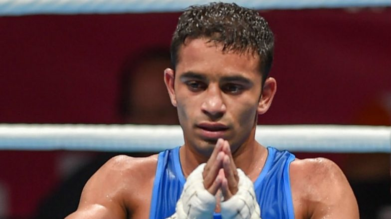 Asian Boxing Championships 2019: Challenging Task to Play in New Category, Says Amit Panghal