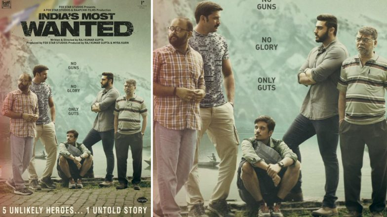 India's Most Wanted Movie: Review, Cast, Box Office, Budget, Story, Trailer, Music of Arjun Kapoor Film