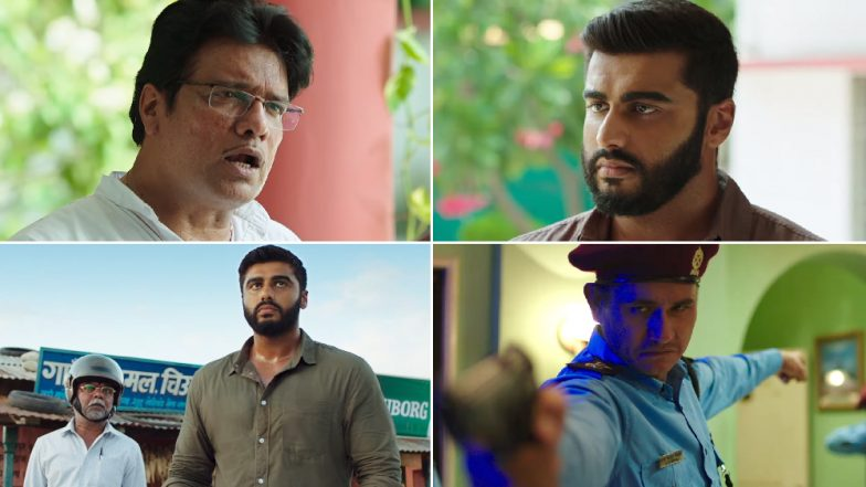 India's Most Wanted Teaser: Arjun Kapoor's Promising Appearance and the Daunting Gaze of India's Osama Raises Eagerness