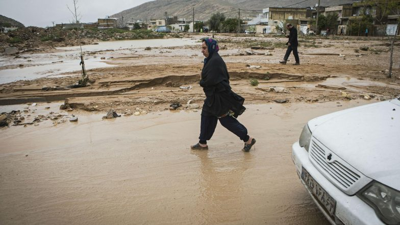 Floods in Iran Leave at Least 70 Dead, 791 Injured