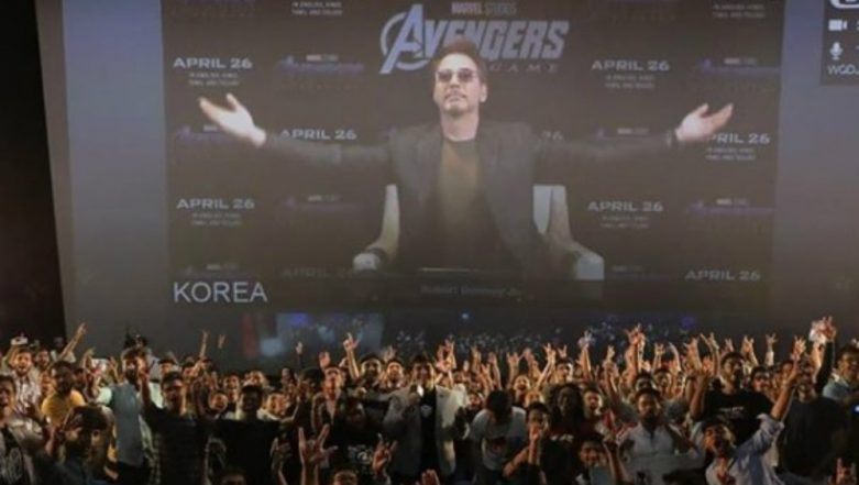 'Avengers: Endgame' Star Robert Downey Jr Will Come to India Soon to Meet Marvel Fans