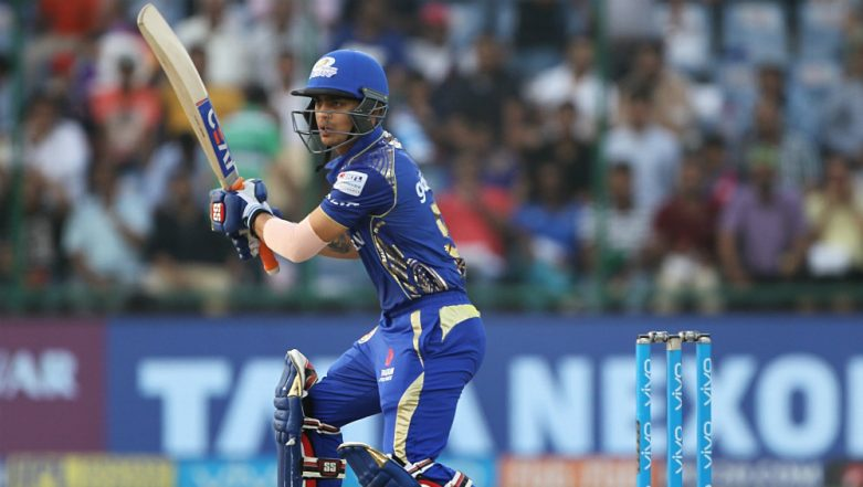 Mumbai Indians' Ishan Kishan Run Out in an Unusual Way After SRH Wicket-Keeper Jonny Bairstow Knocks the Bail off Before Collecting the Ball! Watch Video