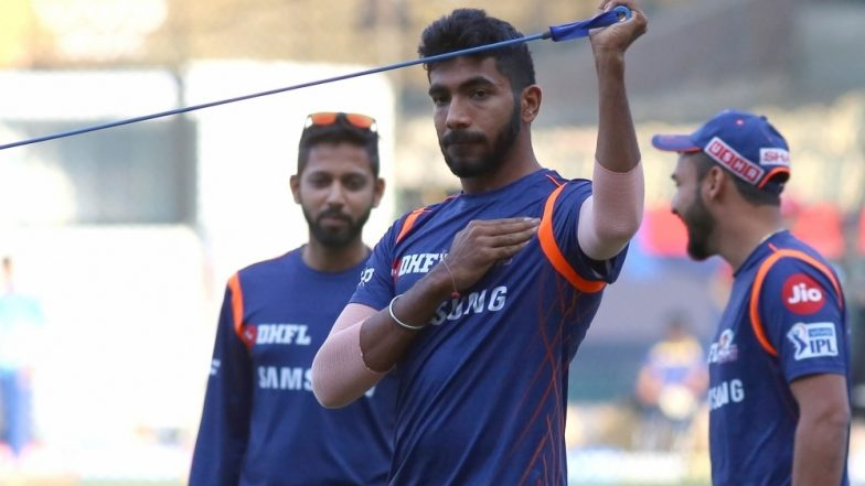 Mumbai Indians and Chennai Super Kings Sweat it Out in the Nets Ahead of IPL 2019 Finals (See Pics)