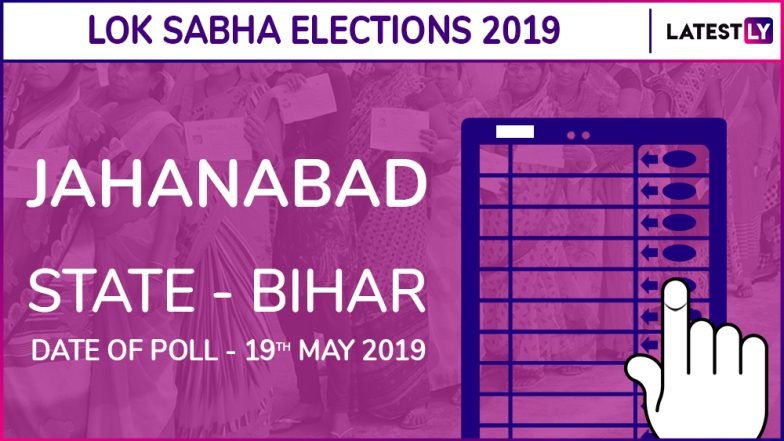 Jahanabad Lok Sabha Constituency in Bihar: Candidates, Current MP, Voting Date And Election Results 2019