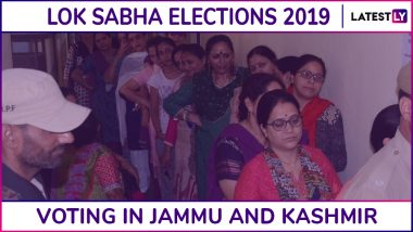 Jammu And Kashmir Lok Sabha Elections 2019: Phase 4 Voting Ends For Anantnag Parliamentary Constituency; 9.79% Voter Turnout