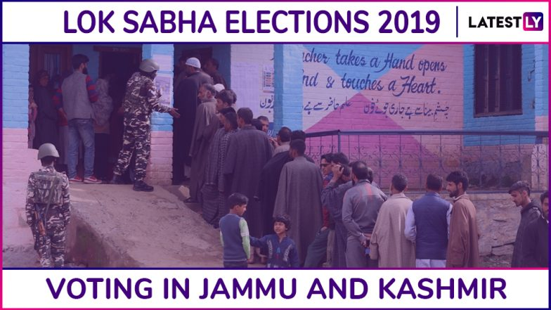 Jammu and Kashmir Lok Sabha Elections 2019 Phase 2: 45.28% Voting Recorded; Dismal 14% in Srinagar