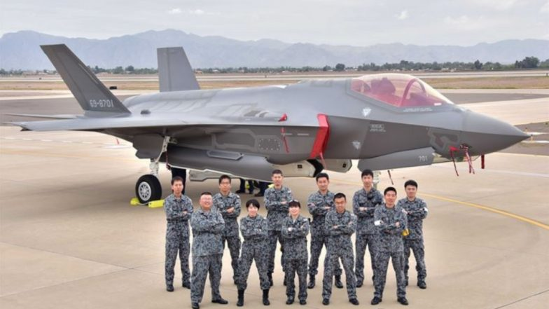 Japan's F-35 Fighter Jet Goes Missing Over the Pacific Ocean