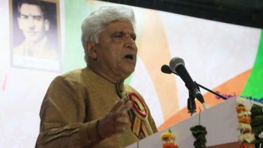 Javed Akhtar Campaigns for CPI Candidate Kanhaiya Kumar in Begusarai