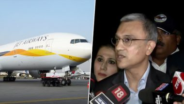 Jet Airways Crisis: CEO Vinay Dube Writes Emotional Letter to Employees, Says 'No Clarity or Commitment on Salaries by Any of Our Stakeholders'