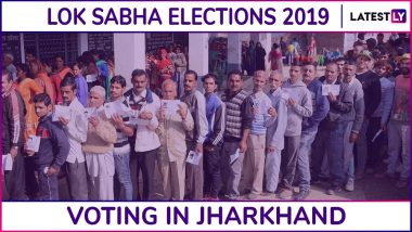 Jharkhand Lok Sabha Elections 2019: Phase 4 Voting Ends For Chatra, Lohardaga and Palamu Parliamentary Constituencies, 64.12% Voter Turnout Recorded