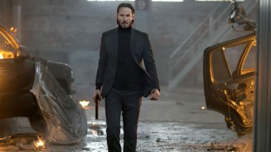 'John Wick 3' to release in India in May