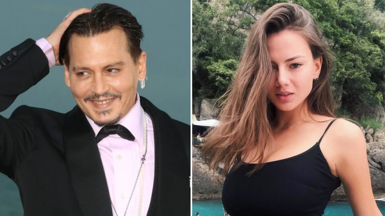 Amidst the Legal Battle with Ex-Wife, Amber Heard, Johnny Depp Wants to Marry his Russian Girlfriend, Polina Glen