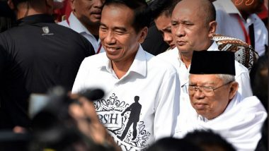 Indonesia Holds Elections: Race A Re-match of 2014