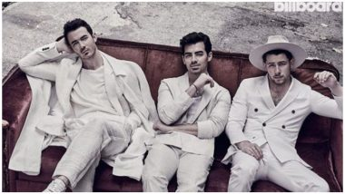 Not Just Priyanka Chopra, We are Also Fangirling Over the New Jonas Brothers Photoshoot With Billboard - View Pics!
