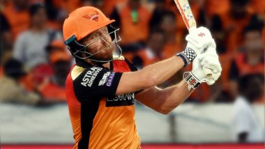 Sunrisers Hyderabad's Jonny Bairstow Surpasses Shreyas Iyer to Become the Highest-Scoring Debutant in the Indian Premier League