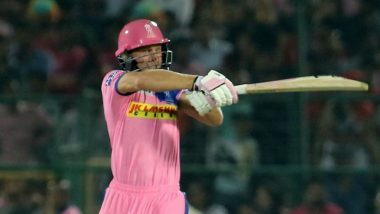 IPL 2020: Jos Buttler to Miss Rajasthan Royals' Opening Game Against CSK Due to Quarantine Rules