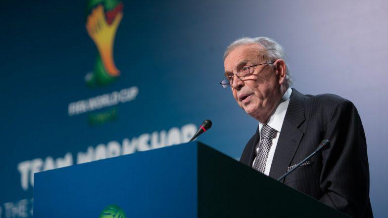 FIFA Slaps Lifetime Ban to Former Brazil Football Chief Jose Maria Marin For Corruption