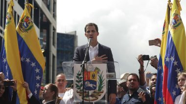 Venezuela Opposition Leader Leopoldo Lopez Freed From House Arrest