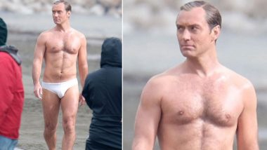 The New Pope Star Jude Law Turns an Icon to Every Middle-Aged Man and We Are Thankful to Him