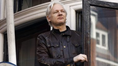 Julian Assange Case: Rape Probe Against WikiLeaks Founder Dropped by Sweden